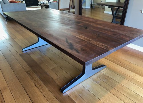 Oakland Walnut Table